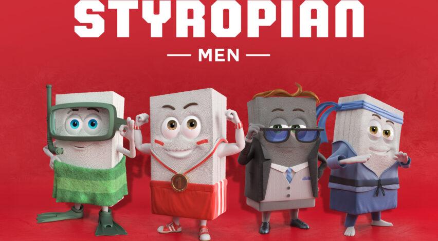 Wspieramy akcję edukacyjną STYROPIAN MEN!