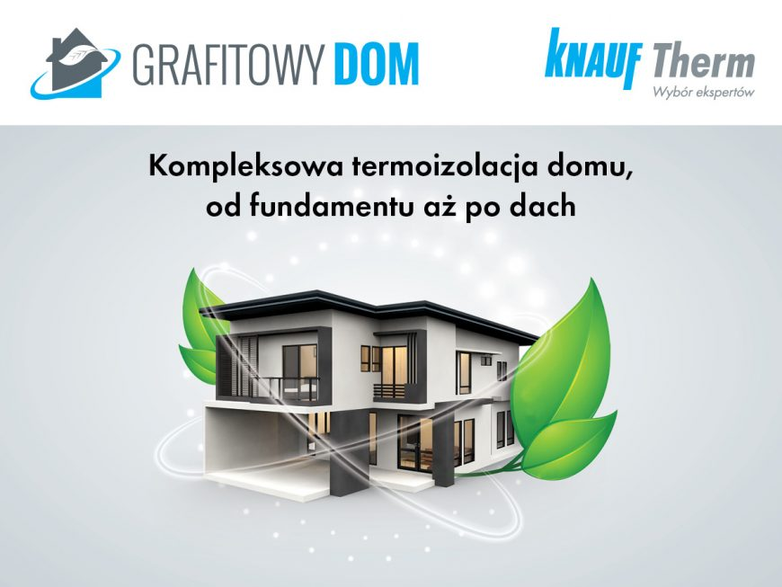 """Poznajcie """"Grafitowy Dom"""""""