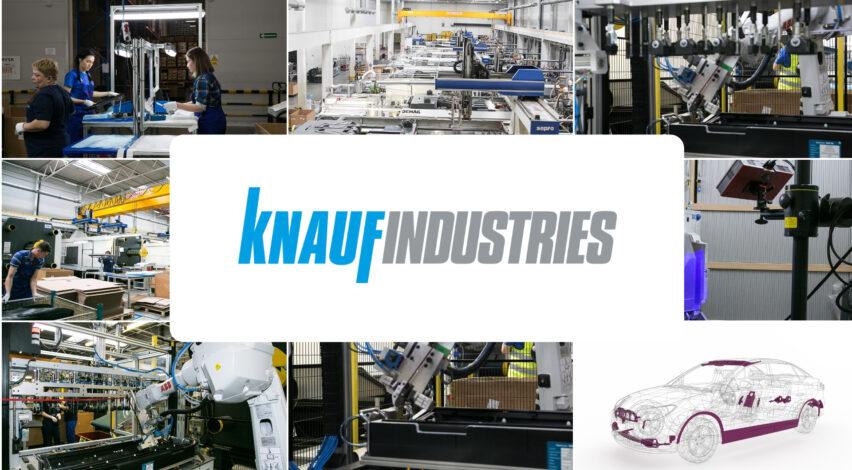 Praca w Knauf Industries
