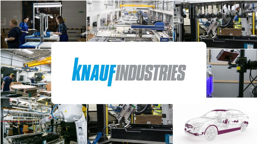 Praca w Knauf Industries